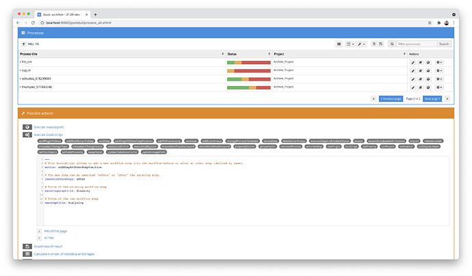 New YAML syntax for GoobiScript